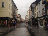 A rather rainy Cork