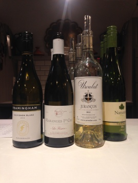 Our selection for tasting