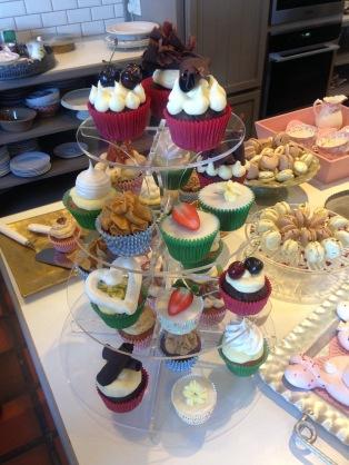 Cupcake displays
